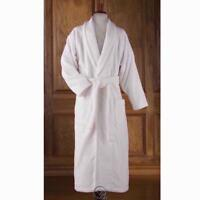 The Genuine Turkish Cotton Luxury Bathrobe Robe Medium Women 14-16 Men 42