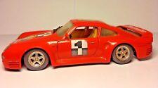 1988 Jägermeister Porsche 959 Die Cast 1/24 Scale Car Revell -RARE-