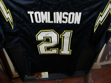 LaDainian Tomlinson signed San Diego Chargers Football Jersey Global Authentics
