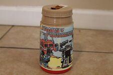 TRANSFORMERS  PLASTIC LUNCHBOX THERMOS ALADDIN- 1984