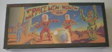 Glencoe Models Spacemen & Spacewomen Plastic Model Kit Scale 1/20 05907