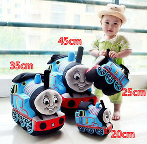 25cm Thomas The Tank Engine & Friends Plush Train Soft Stuffed Kids Talking Toy