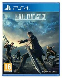FINAL FANTASY XV 15 Day One Edition PS4 BRAND NEW SEALED.