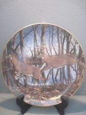 Danbury Mint Friends Of The Forest Commeorative Plate Cripple Creek