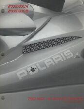 2003 Polaris Personal Watercraft Msx 140 Service Manual 9918121 (724)