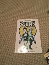 2 Guns: Second Shot TPB (Boom) Deluxe Edition #1-1ST 2013 FN Stock Image
