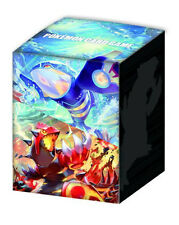 Japanese Pokemon XY GROUDON & KYOGRE DECK BOX BRAND NEW!!