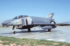 F1688 Usaf F4 Phantom 66496 35Mm Kodachrome Aircraft Slide July 1990