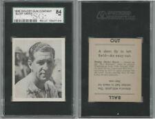 1936 Goudey Baseball, #16 Bucky Harris HOF, SGC 84 NM