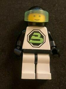 Original LEGO 1991 Space BLACKTRON 2 MINIFIGS