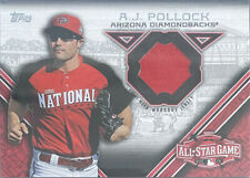 A.J. Pollock 2015 Topps MLB All-Star Game Relic