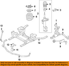 FORD OEM 15-17 Mustang Front-Lower Control Arm FR3Z3079B
