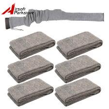"6X Tactical 54"" Gun Sock for Rifle Protector Shotgun Cover Case Storage Sleeve"