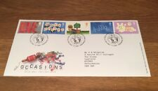 First Day Cover 2002 - Occasions
