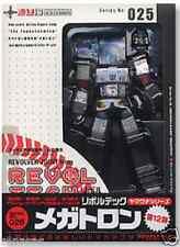 New Kaiyodo Revoltech Yamaguchi No.25 Transformers Megatron