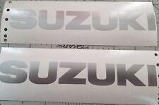Suzuki windshield decal Motorcycle decals, Sticker Gas Tank decal ATV