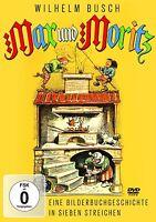 DVD Max y Moritz Von Wilhelm Busch - Bilderbuch DVD Todos Sieben Streiche