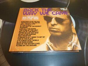 NOEL GALLAGHER'S HFB - BACK THE WAY WE CAME... LTD 3CD SET MINT/SEALED