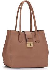 Designer Ladies Handbags Women's Faux Leather Shoulder Bags Tote Grab Bag 450