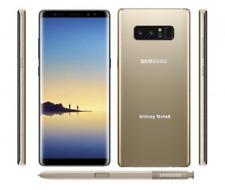 Samsung Galaxy Note8 64gb Débloqué 6.3'' Super AMOLED Smartphone Gris Orchidée