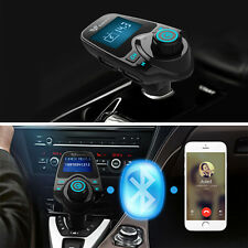 Bluetooth Wireless FM Transmitter MP3 Player Hands-free Car kit USB Charger
