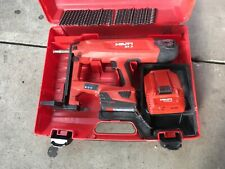 Hilti BX3- Battery Actuated Fastening Tool, 1 Battery and Charger