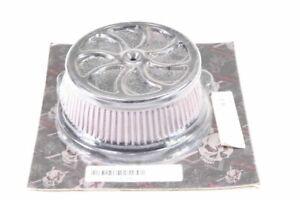 Xtreme Machine Turbo Air Filter Cleaner HD 93-11 Twin Cam Evo 0206-2067XTR-B