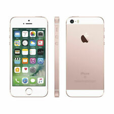 New listing Apple iPhone Se 128Gb Verizon Gsm Unlocked Smartphone At&T T-Mobile - Rose Gold