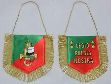 Fanion 13 x 13 cm LÉGION ÉTRANGÈRE avec double face LEGIO PATRIA NOSTRA