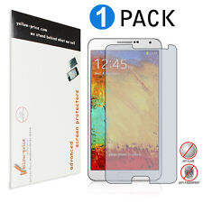 NEW Samsung Galaxy Note 3 Anti-Glare[Matte]Screen Protector Guard 3  Pack - 2013