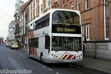 Bus Eireann 02-D-3444 Dublin 2003 Irish Bus Photo