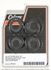 Harley 45 Model 29-73 Valve Cover Gasket Set Colony 2715-12