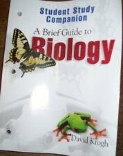 A Brief Guide To Biology Student Study Companion