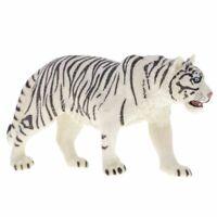 Realistic Wild Animal Siberian Tiger Model Figure Figurine Kids Educational N6K5