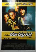 THE BIG HIT MOVIE POSTER(1998)