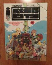 KING CITY by Brandon Graham Full series 1-12 1st ptg VF-Mint Image Tokyopop