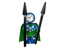 LEGO MINI FIGURINE & FIGURE Série 2 Batman le film 71020 Clock King N°3 NEUF