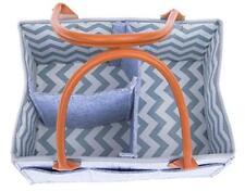 Baby Diaper Caddy - Portable Car Travel Organizer - Nursery Storage Perfect Gift