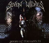Seven Witches - Year of the Witch [New CD]