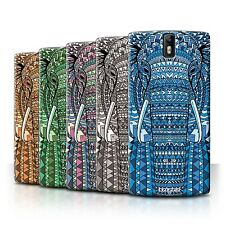 STUFF4 Back Case/Cover/Skin for OnePlus One/Aztec Animal Design