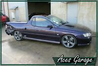 Lowered King Springs Front & Rear VT VX VZ WH WK WL - VY SS Spare Parts - Aces