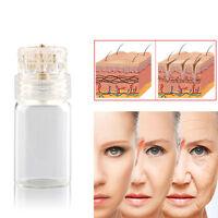Hydra Micro Needle Applicator Glass Bottle Serum Injection into skin Reusable