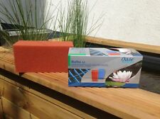 OASE  Original Ersatzfilter rot für Biotec 12 Filterschwamm Ersatzschwamm