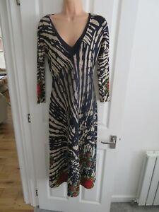 Desigual Dress 'SHANGAI' - Size: L, UK 14. RRP £129