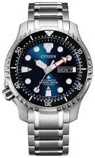 Citizen Automatic Promaster Diver Watch Titanium Men's NY0100-50ME Analog Titan