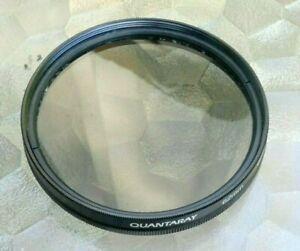 Quantaray C-PL Circular polarizing 62mm filter Lens Polar