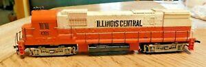 Mantua / Tyco - Alco Century 430 Diesel Locomotive - Illinois Central 4301 - HO