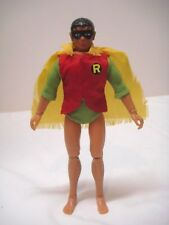 """ORIGINAL Mego Type 2 ROBIN World's Greatest Super Heroes WGSH 8"""" Action Figure!"""