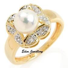Pearl Yellow Gold Fine Jewellery
