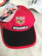 FORMULA 1 - Winfield WILLIAMS F1 Cap NWT by GOODSPORTS Now $16